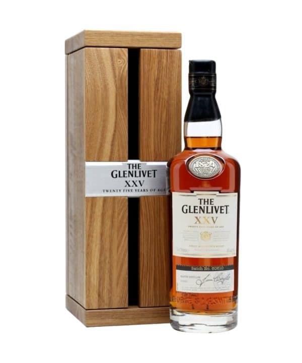 Cws11881 Glenlivet 25 Years