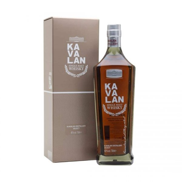Cws11900 Kavalan Distillery Select