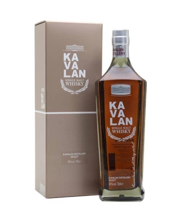 Cws11900 Kavalan Distillery Select