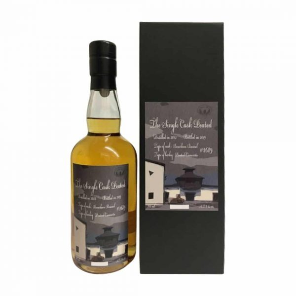Cws10292 Ichiro's Malt Single Cask Peated #2689 700ml