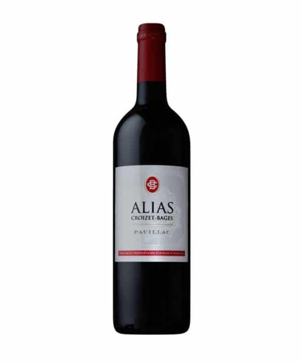 Cws11906 Alias Croizet Bages Pauillac 2015