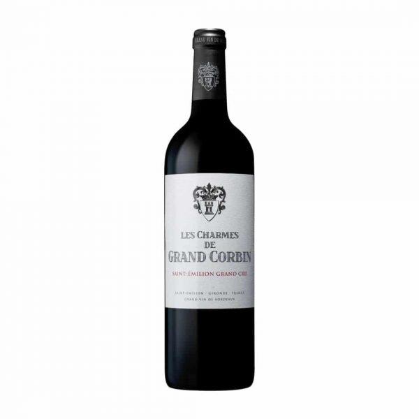Cws11912 Les Charmes De Grand Corbin St Emilion Grand Cru 2014
