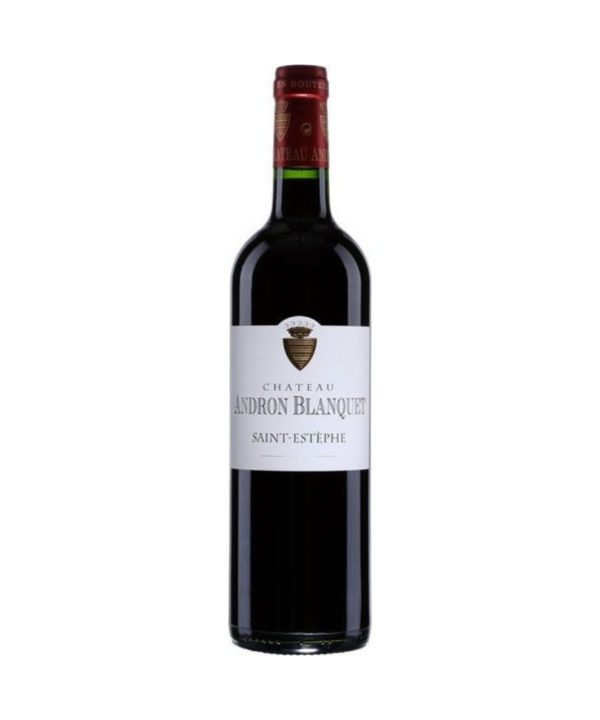 cws11916 chateau andron blanquet st estephe 2016 750ml