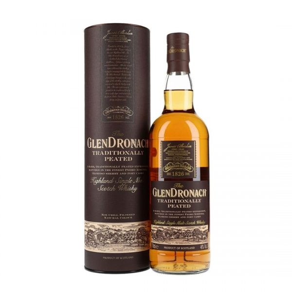 cws11963 the glendronach traditionally peated