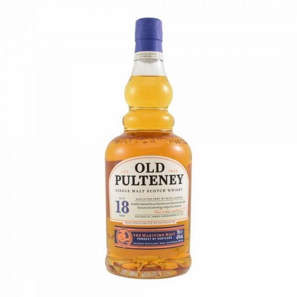 cws11964 old pulteney 18 years old