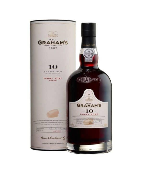 cws11178 graham's 10 yo tawny