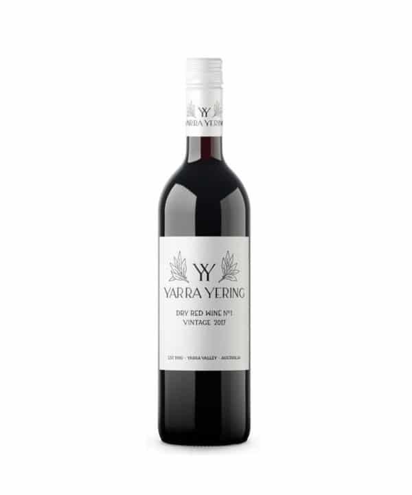 cws11994 yarra yering dry red wine #1 2017 750ml