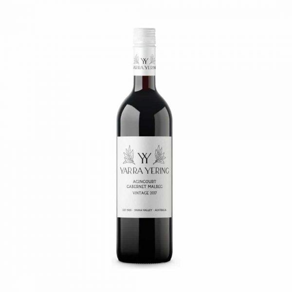 cws11995 yarra yering agincourt cabernet malbec 2017 750ml