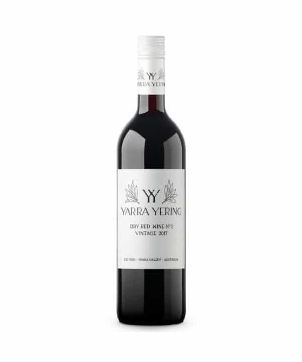 cws12003 yarra yering dry red wine no. 2 2017 750ml