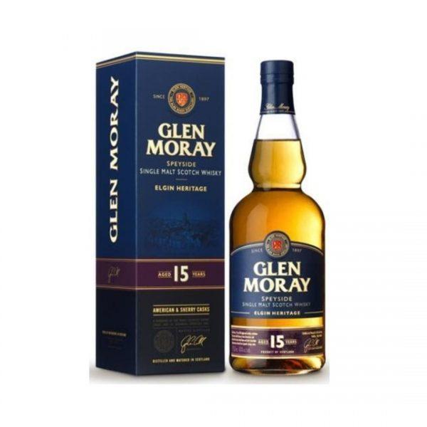 cws12026 glen moray 15 years 700ml