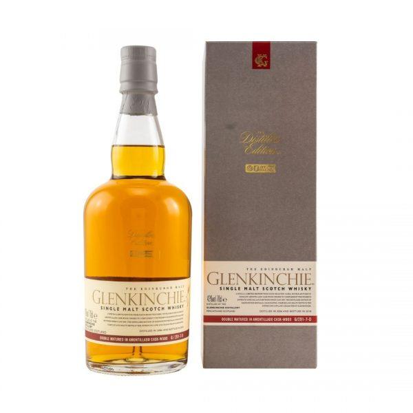cws12028 glenkinchie distillers edition 2006 2018 700ml