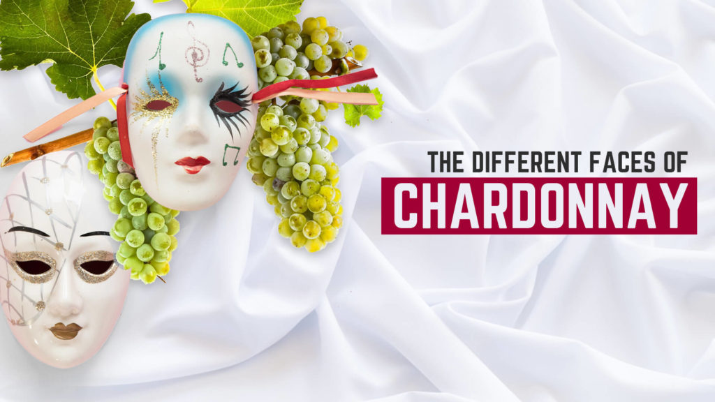 the different faces of chardonnay