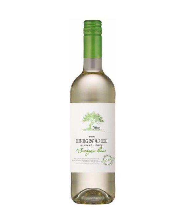 cws12043 the bench sauvignon blanc alcohol free 750ml