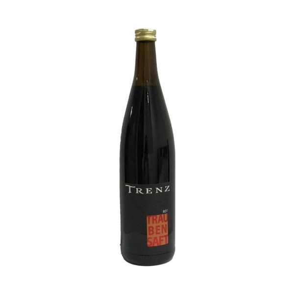 cws12056 weingut trenz traubensaft rot alcohol free 750ml