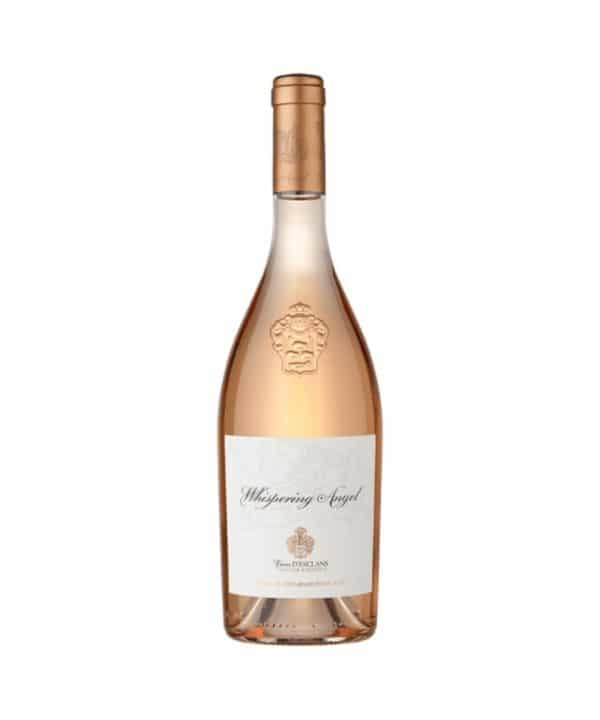 cws12080 chateau d'eclans whispering angel provence rose 2020 750ml