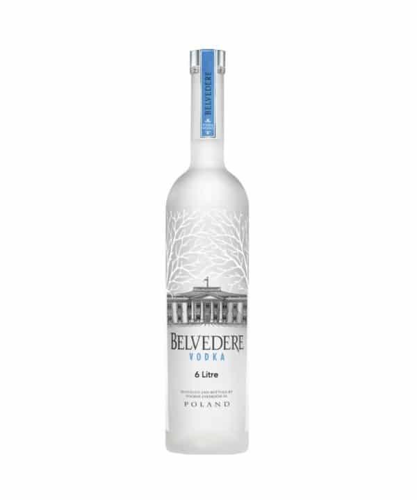 cws1180 belvedere vodka 6ltr