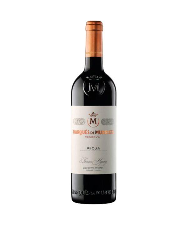cws12146 marques de murrieta reserva 2016 750ml
